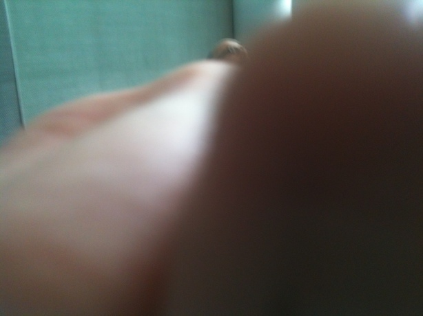 Here's my knuckle.