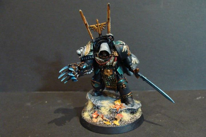 The BLack Lion of New Caliban (Pre-Daemonification)